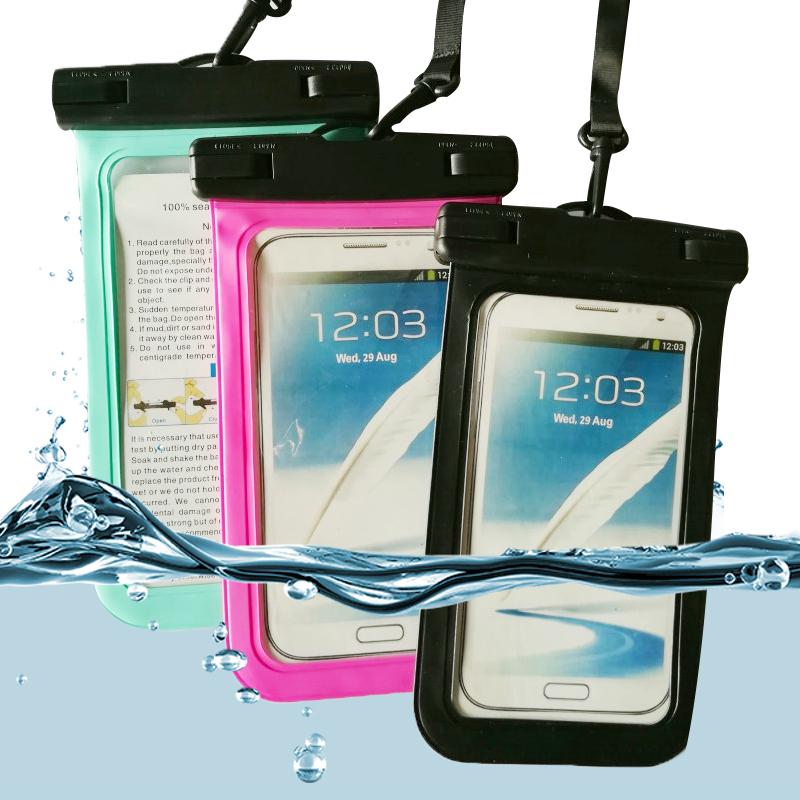 新款ipad平板电脑手机袋防水袋PVC防水 沙滩潜水袋 手机套