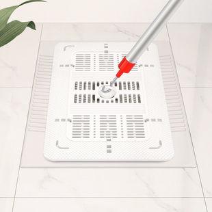 卫生间蹲便器防堵盖板厕所通用盖板