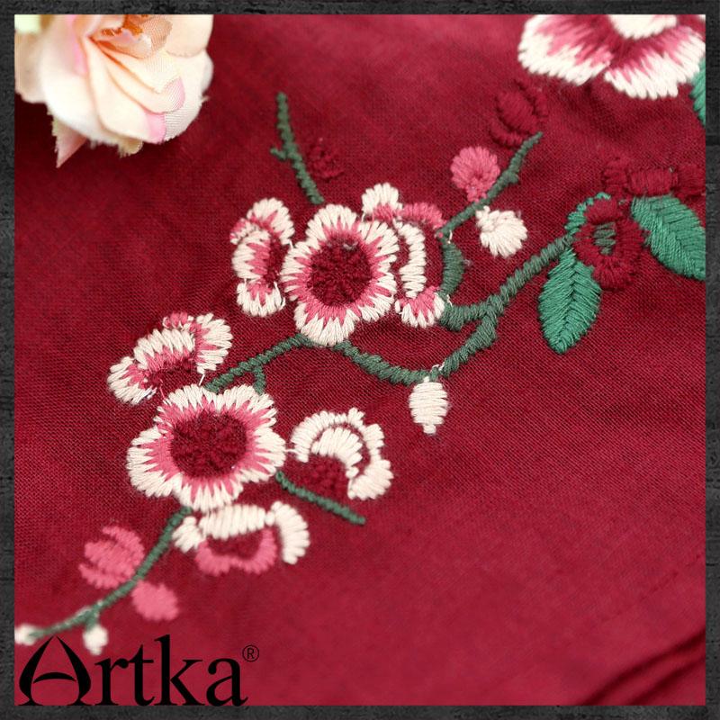 женская рубашка Artka sa90447c SA19948C