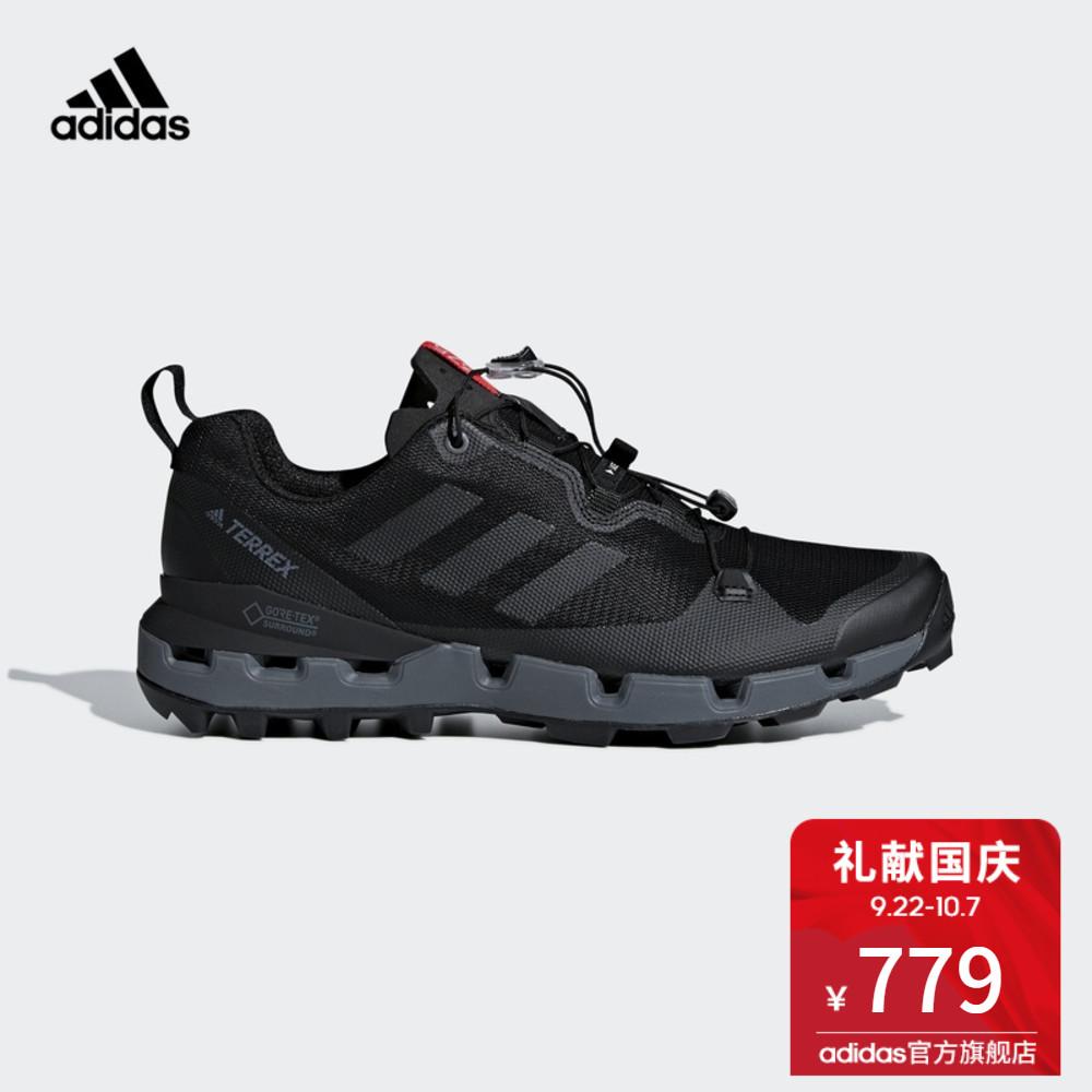 阿迪达斯官方adidas 男TERREX FAST GTX-SURROUND 户外鞋AQ0365