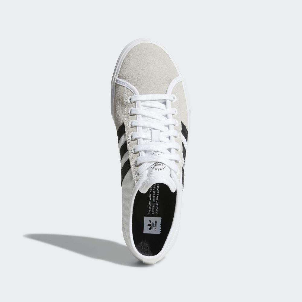 阿迪达斯官方 adidas 三叶草 MATCHCOURT RX 男子经典鞋 CQ1129