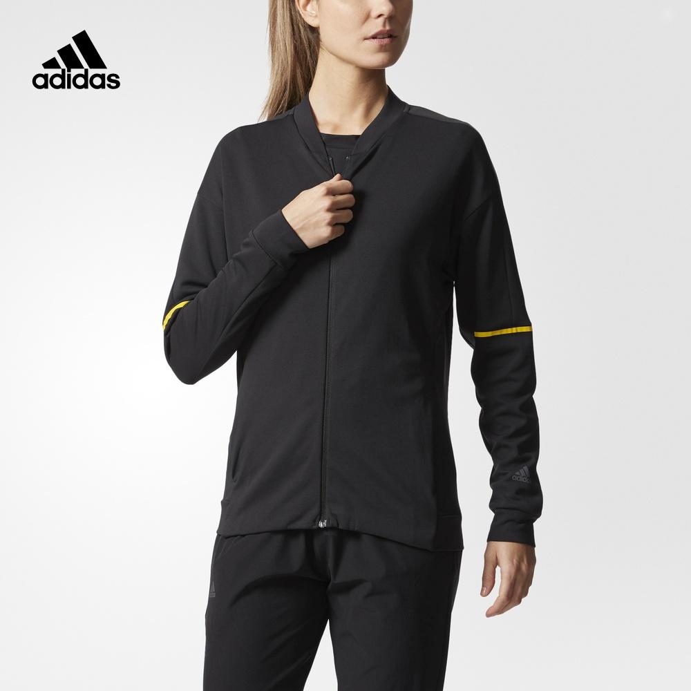 阿迪达斯官方 adidas W CLUB KN JKT 女子网球茄克 BS0200