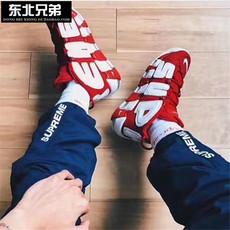 баскетбольные кроссовки Nike Supreme Air More