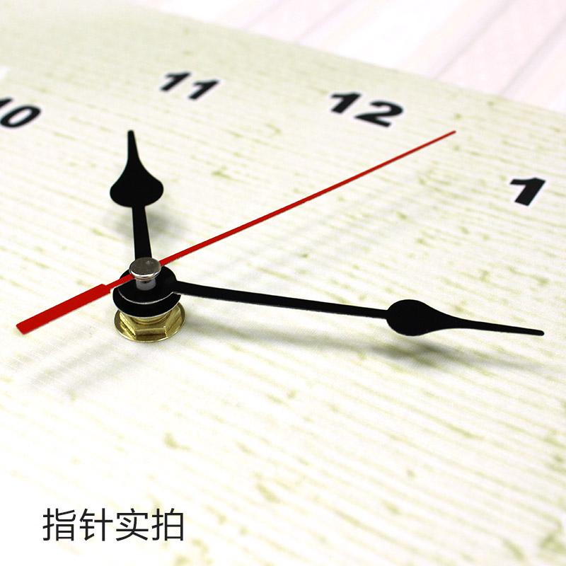 Необрамленные настенные часы Msky 122ss