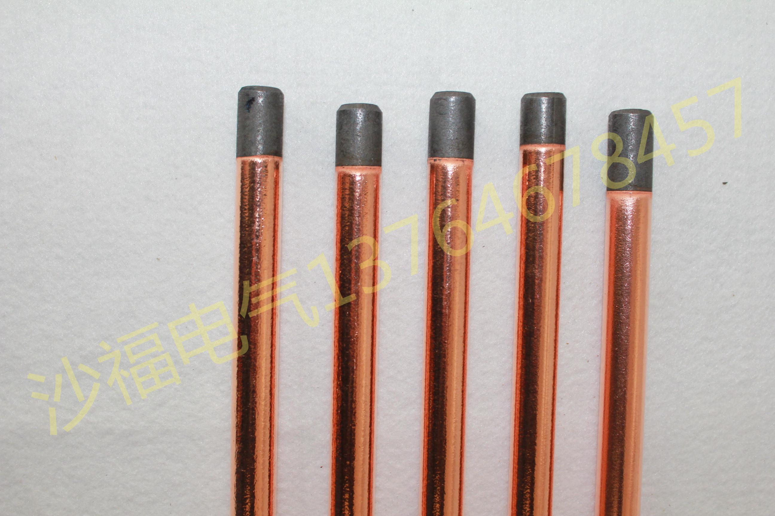 碳棒圆形碳弧气刨钳正品6/8/10/12镀铜碳棒乌龙碳棒,0.三号烟片图片
