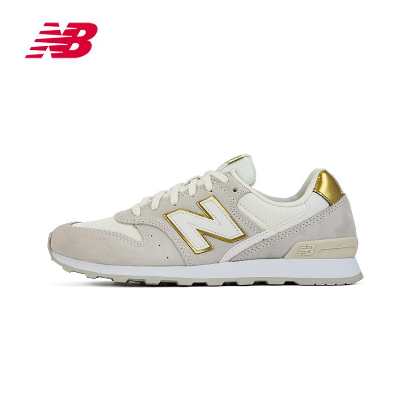 New Balance-NB 996系列运动鞋女舒适文艺复古鞋休闲女鞋WR996FSM