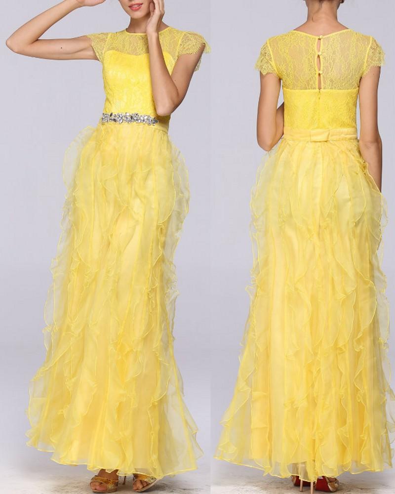 Вечернее платье 00097 BCBG