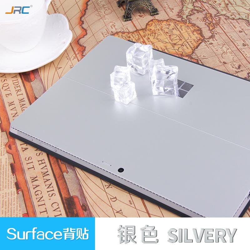 surface pro4贴膜laptop 机身贴膜 pro3背贴微软平板电脑保护膜