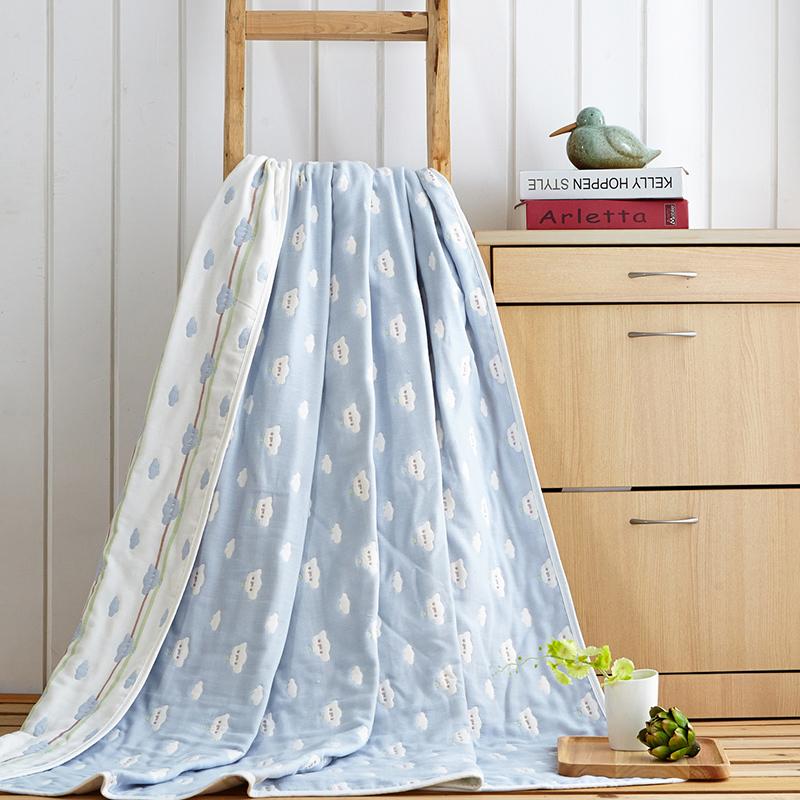 帝莎加厚全棉毛巾被ds01281522
