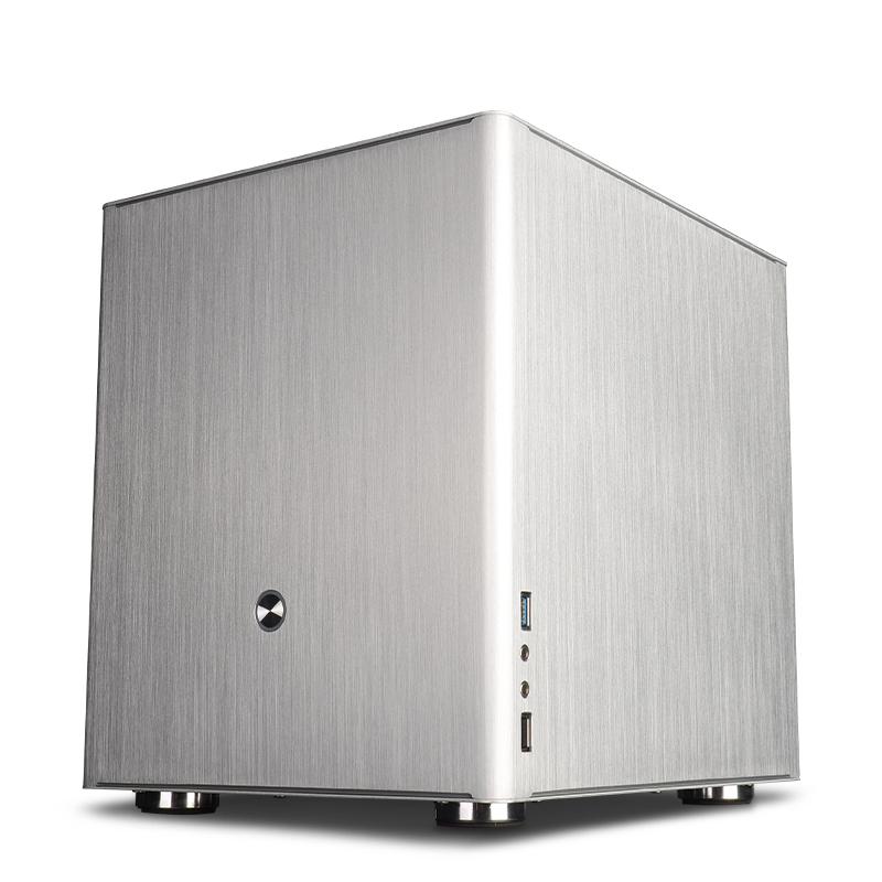 宁美国度i5 8400-8G-480G mini主机DIY组装台式电脑设计办公整机