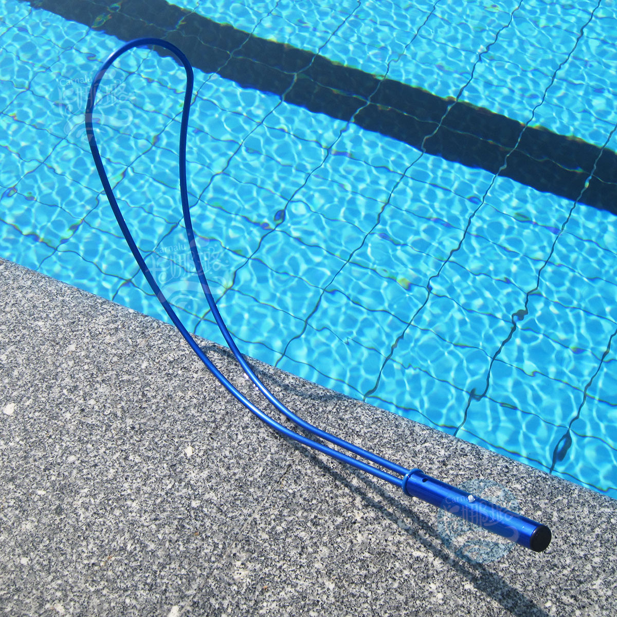 Swimming Pool Lifeguard Equipment Tool Life Saving Hook Telescopic Rod Aluminum Alloy Life