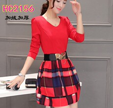 Clothing of large sizes hc2136 2016