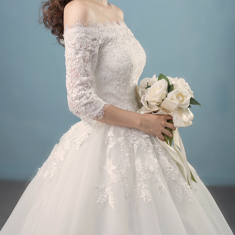 Wedding dress hs1870 2016