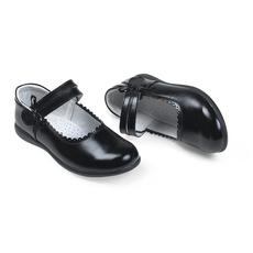 Детская кожаная обувь Tong Jing 3185