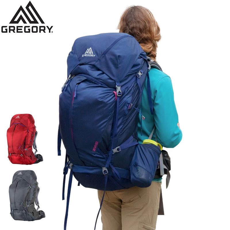 GREGORY 格里高利deva 60L 70L D60 D70超轻徒步登山包背包