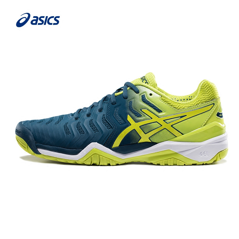 ASICS亚瑟士 2018新款网球鞋 男鞋E701Y-4589