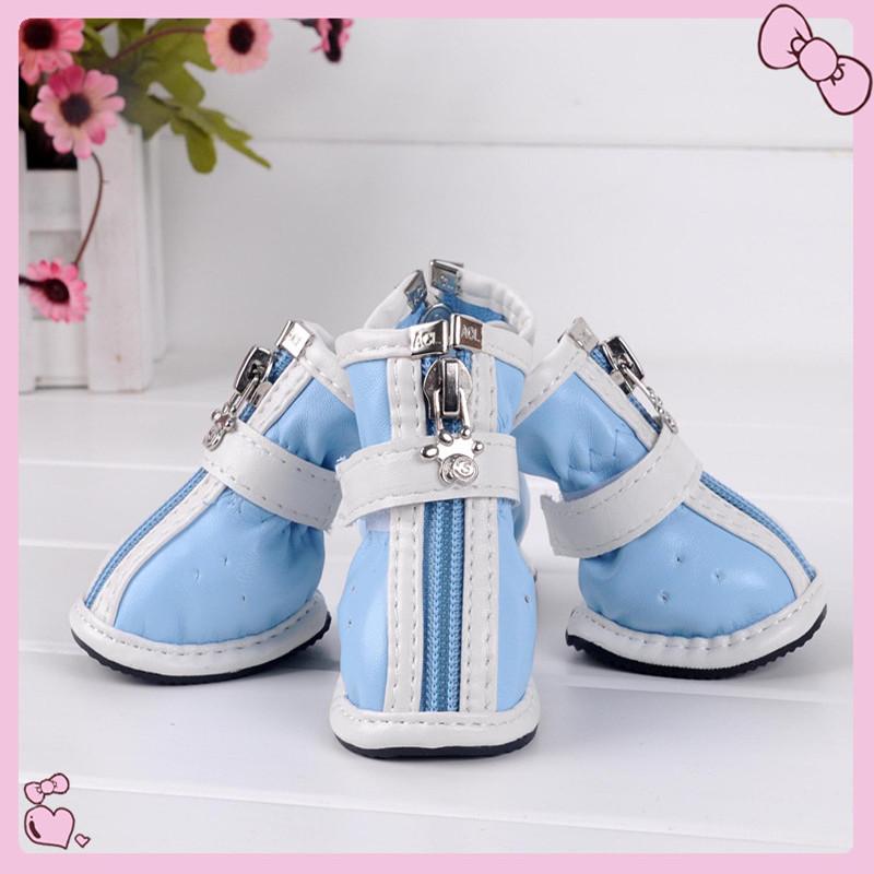 Обувь для собак Собака взрывы туфли не нескользкие собака сапоги прекрасной обуви собака jinmaosamo большая собака ПЭТ обувь Обувь