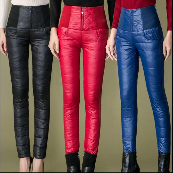 Утепленные штаны женские зимние купить