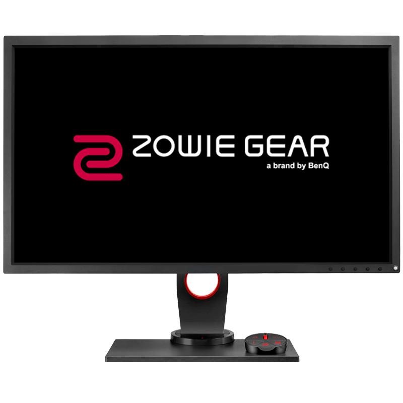 明基ZOWIEGEAR卓威 奇亚24英寸XL2430电竞CSGO 绝地求生 吃鸡1ms电脑液晶屏幕游戏144HZ显示器