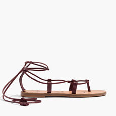 Босоножки OTHER Madewell The Boardwalk Lace-up