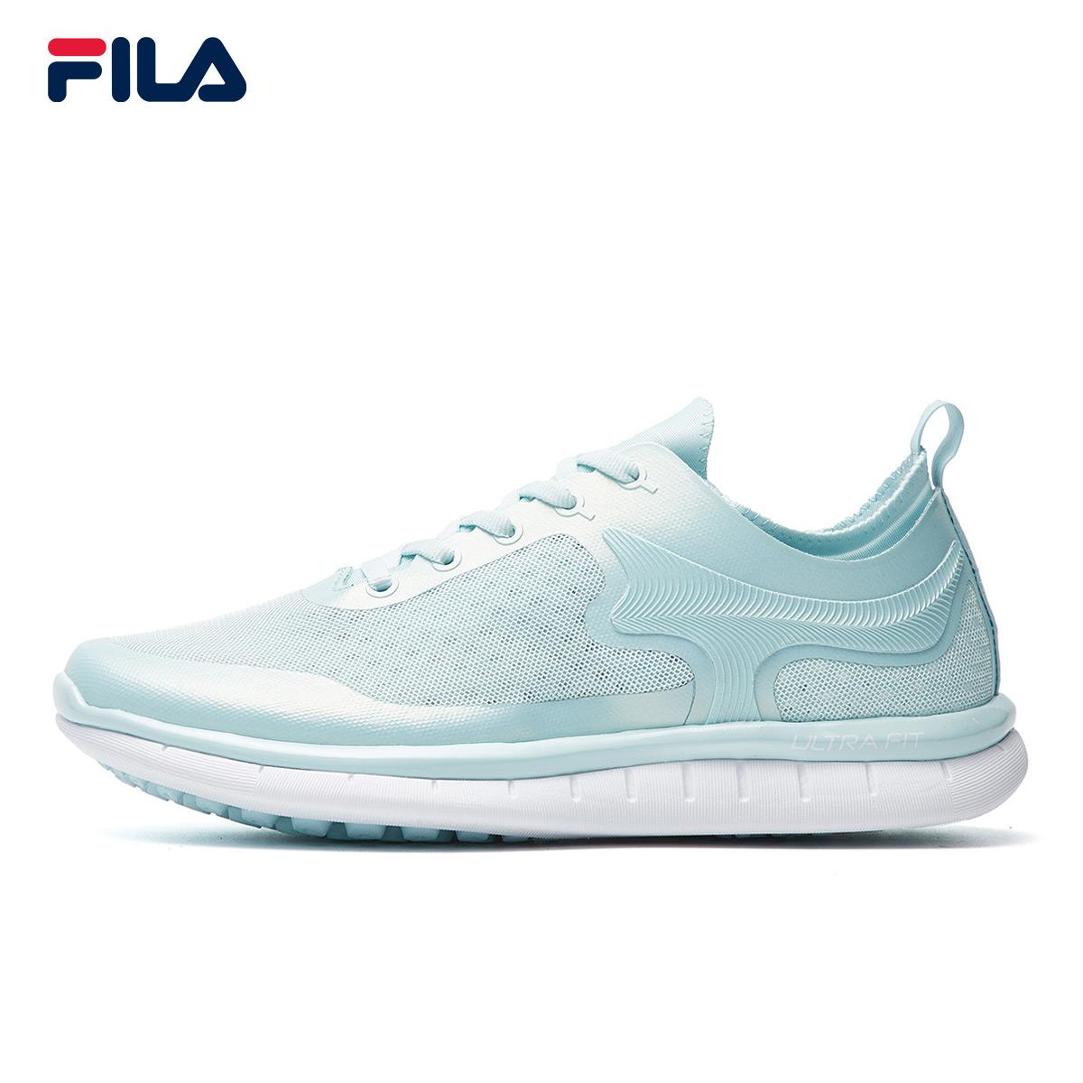 FILA斐乐官方 ULTRA FIT 女子轻质综训鞋 健身训练网面透气跑步女