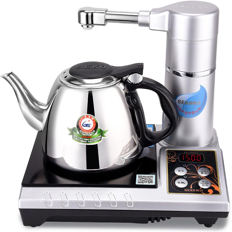 新功VP15自动上水电磁炉茶具烧水壶泡茶炉功夫茶具电磁茶炉茶道