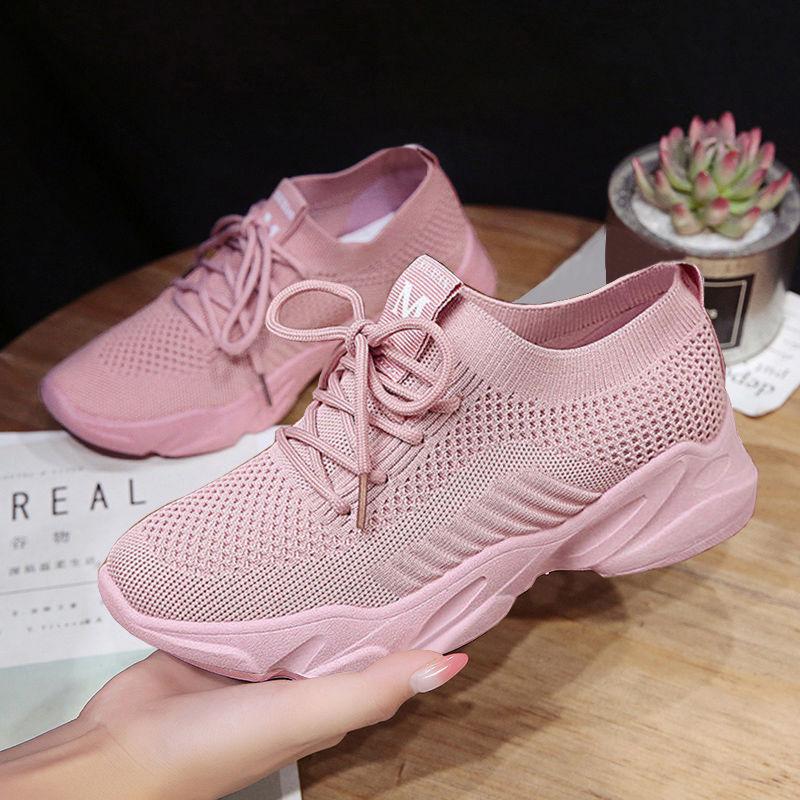 春夏季韩版休闲女小白鞋
