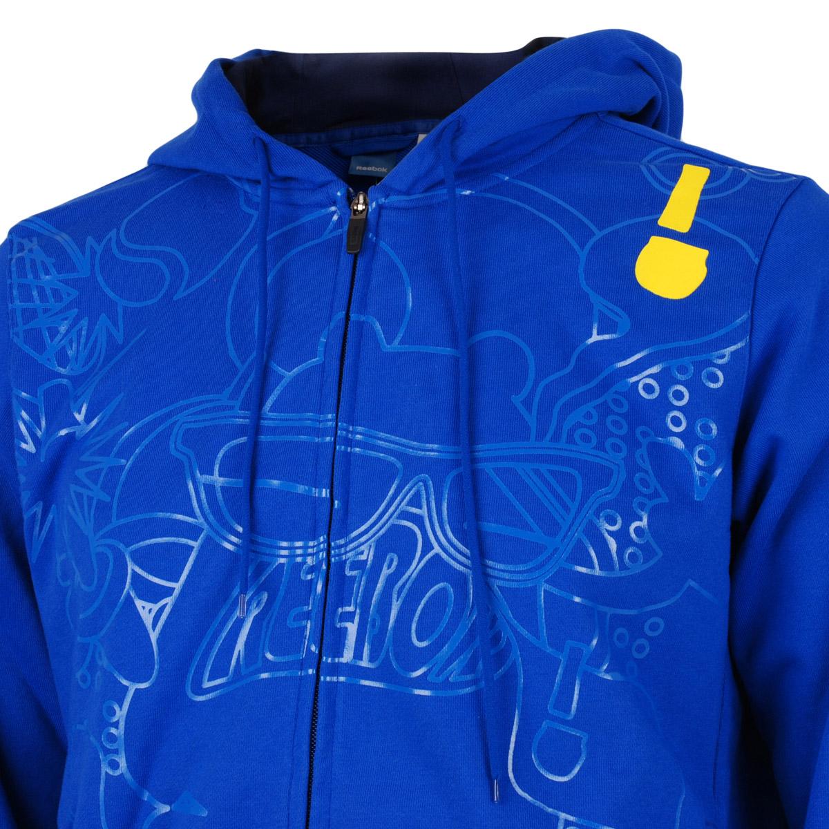 Спортивная куртка Reebok rb7422 K84118