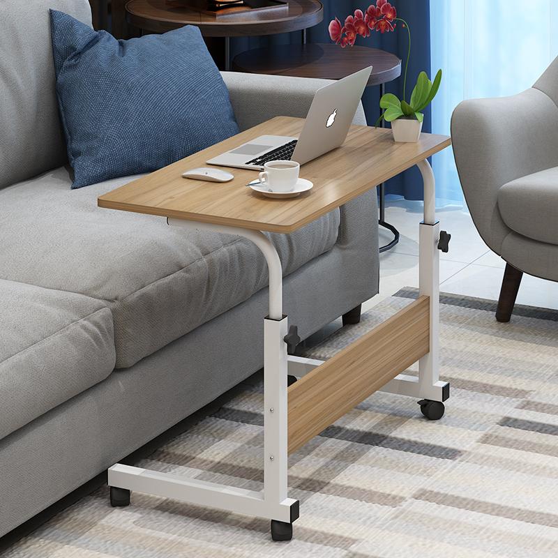 2平米 可移动笔记本学生床上升降电脑桌懒人书桌寝室学习桌宿舍小桌子