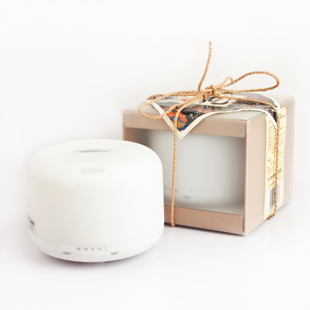 nathome-北欧欧慕 NJS706超声波纳米香薰空气加湿器香薰机香薰灯
