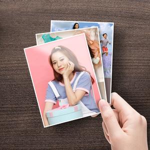 洗照片包邮 塑封4寸冲印冲洗相片3/5/6寸打印手机照拍立得晒过塑