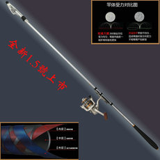 удочка Rock fishing rod Crazy 5.4