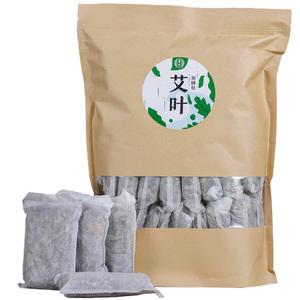 艾叶泡脚干艾草包野生新鲜艾叶草家用去艾草叶晒干湿气艾灸热敷哎