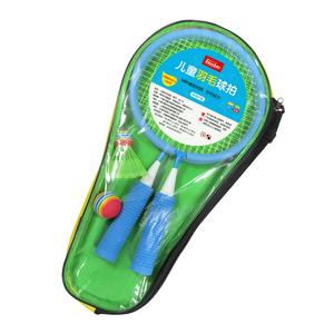 儿童羽毛球拍套装3-12岁小学生幼儿园初学者球拍宝宝运动球类玩具
