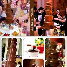 Шоколадный фонтан Qiao Yue hereby