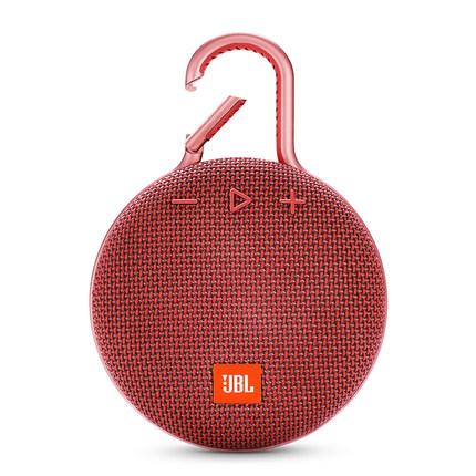 JBL CLIP3无线音乐盒无线蓝牙音箱防水户外便携式迷你小音响超重低音低音炮小钢炮手机电脑狗亚是什么软件网红型