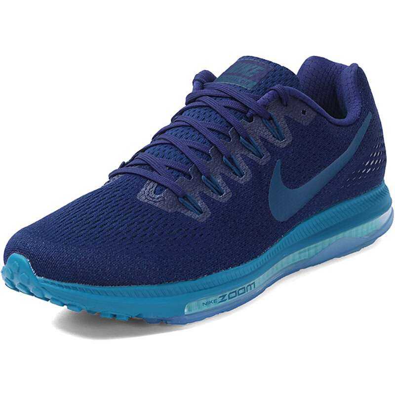 NIKE Nike Men's Summer Zoom All OUT cushion cushioning sports running shoes  878670-404-