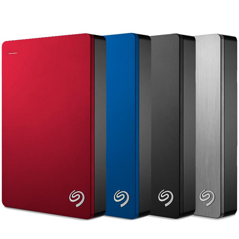 ~[顺丰+送硬壳包]希捷移动硬盘5t USB3.0新睿品5tb硬盘2.5寸高速