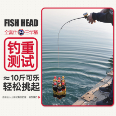 удочка Fisheries head 1.2