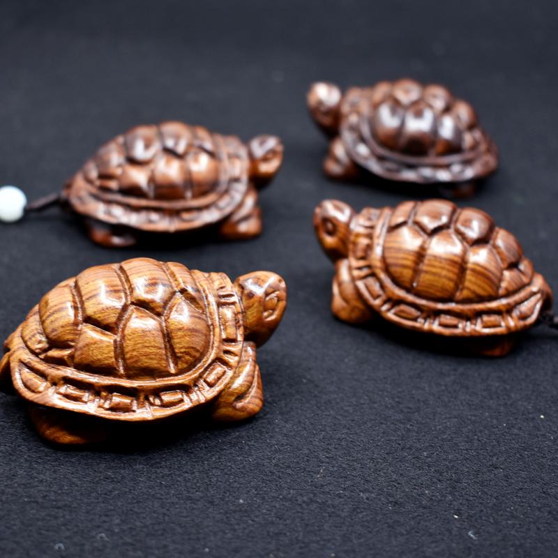 老挝花梨木雕木制小乌龟挂件红木工艺品全实木雕刻手把件饰品万博网页版登录入口