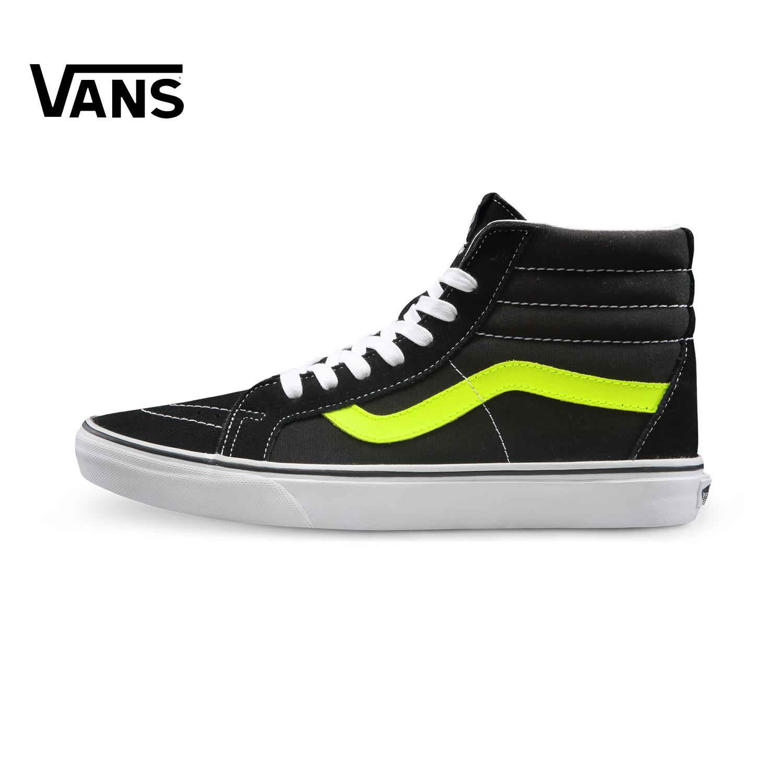 Vans 范斯官方男女款SK8-HI板鞋 VN0A2XSBMVK-MVJ