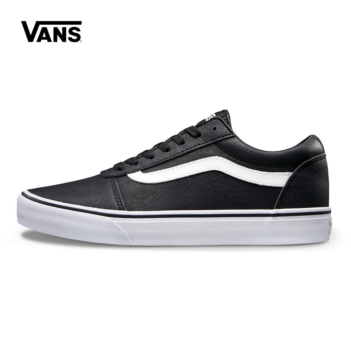 Vans 范斯官方男款侧边条纹休闲鞋|VN0A38DMK55