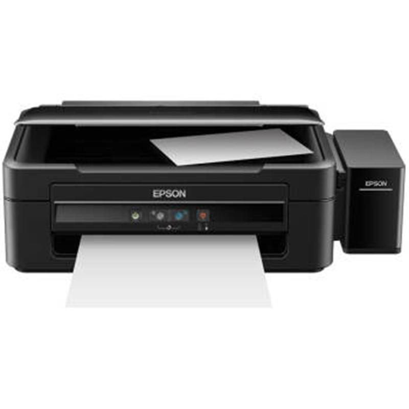 爱普生(EPSON)L380 墨仓式 打印机一体机 (打印 复印 扫描)