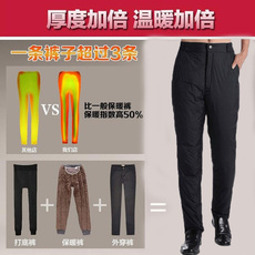 Insulated pants Old down pants yrk/002