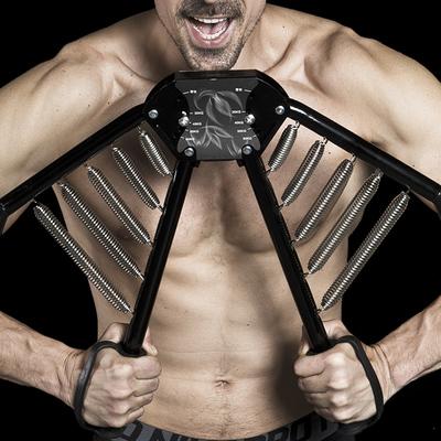 健身器材家用臂力器臂力棒40公斤扩胸50kg拉力60锻炼胸肌训练臂肌