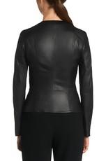 Кожаная куртка Hugo Boss 50304050