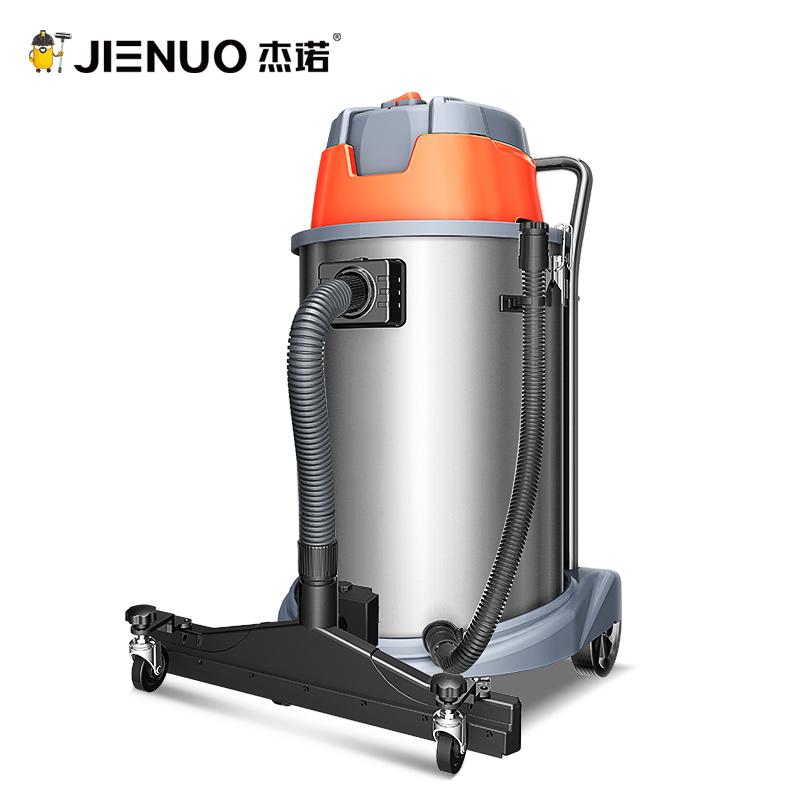 杰诺展厅酒店吸尘器强力商用大功率办公桶式手持吸尘机JN603-60L