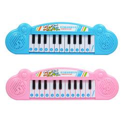 儿童电子琴玩具宝宝早教益智音乐小钢琴小女孩玩具琴1-3-6岁
