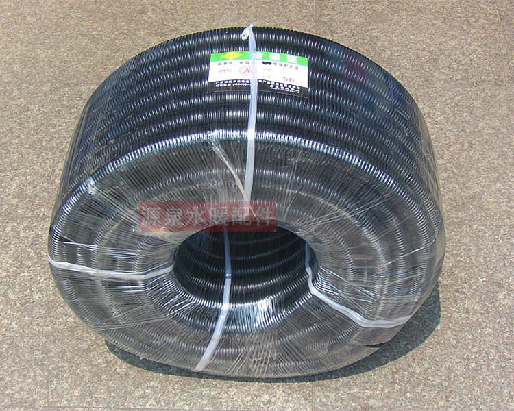 pvc plastic threading pipe High temperature wire sheathing tube 1 ...