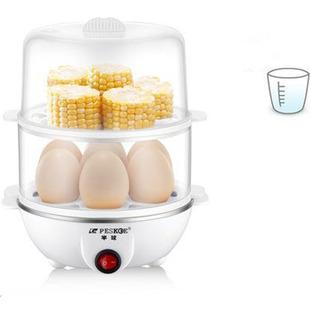 半球多功能煮蛋器自动断电小型1人蒸蛋器小家用蒸鸡蛋机宿舍神器